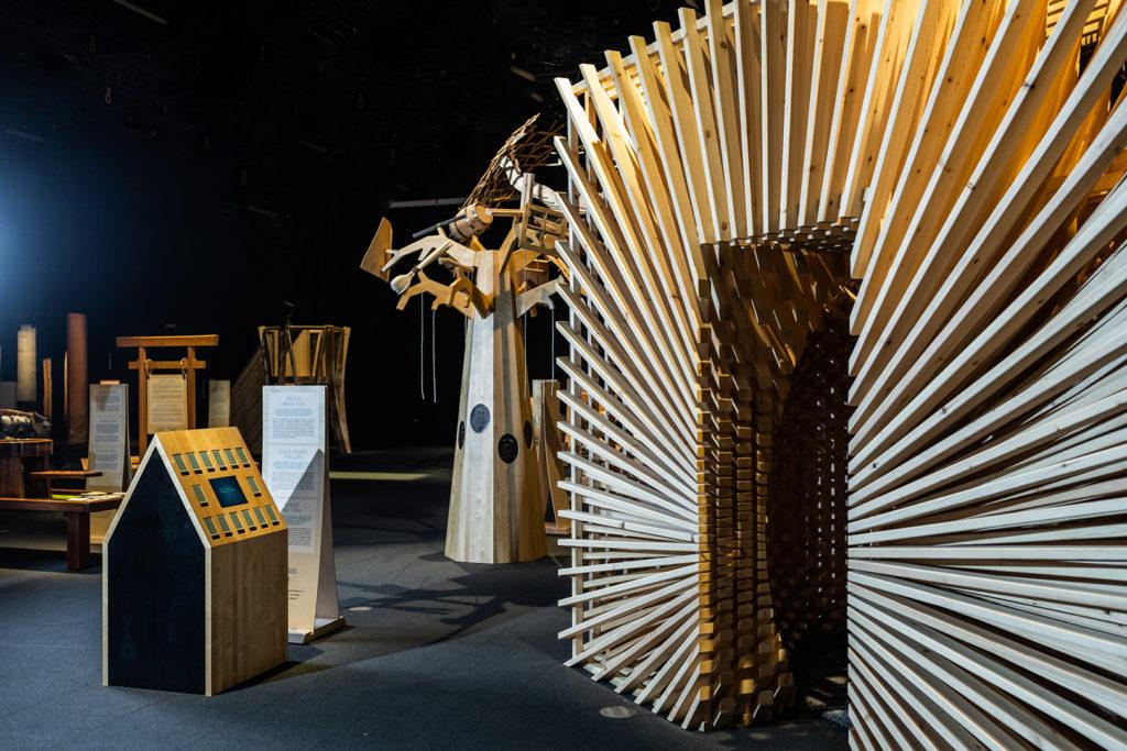 SuperPUU -näyttely Heurekassa